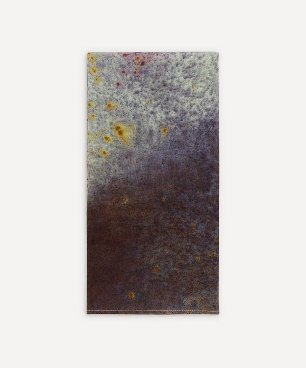 Ellen Mae Williams - Naturally Dyed Linen Napkin
