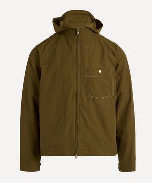 Ventnor Hooded Jacket