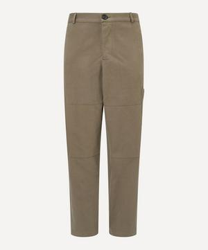 Judo Organic Cotton Trousers
