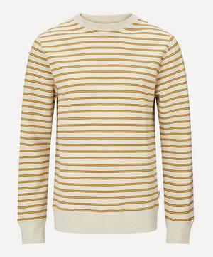 Robin Striped Sweater