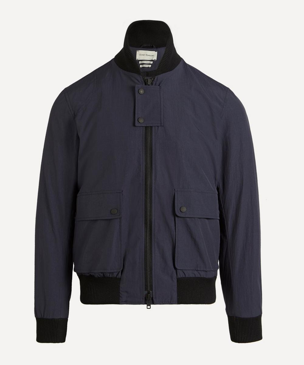 Oliver Spencer - Bermondsey Bomber Jacket