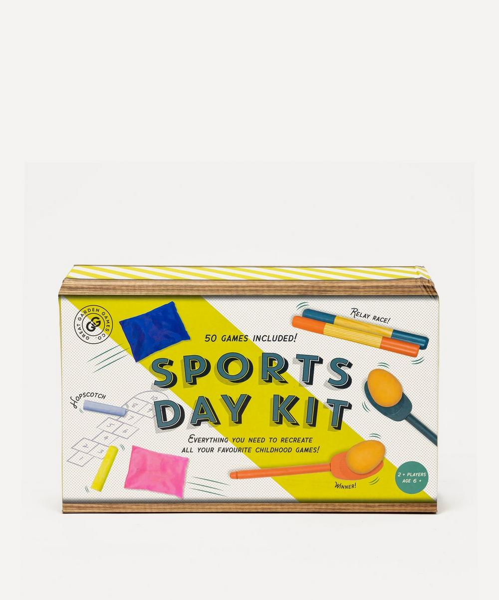 Professor Puzzle - Sports Day Kit