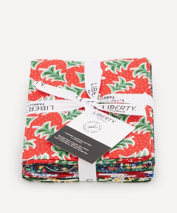 Liberty Fabrics - Merry and Bright Lasenby Cotton Fat Quarter Bundle