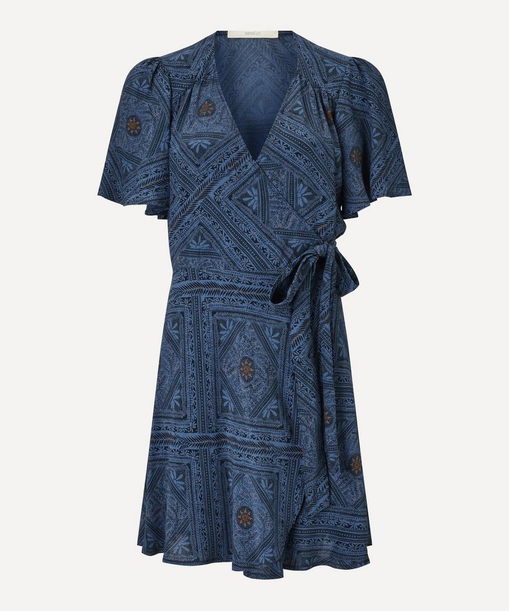 Sessùn - Rio Swing Mini-Dress