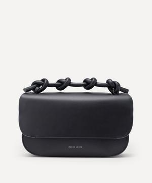 Lea Leather Cross-Body Bag