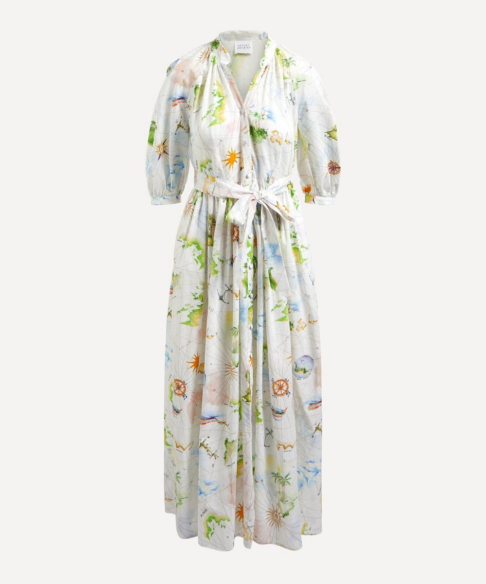 Hayley Menzies PARADISE FOUND SHIRT DRESS
