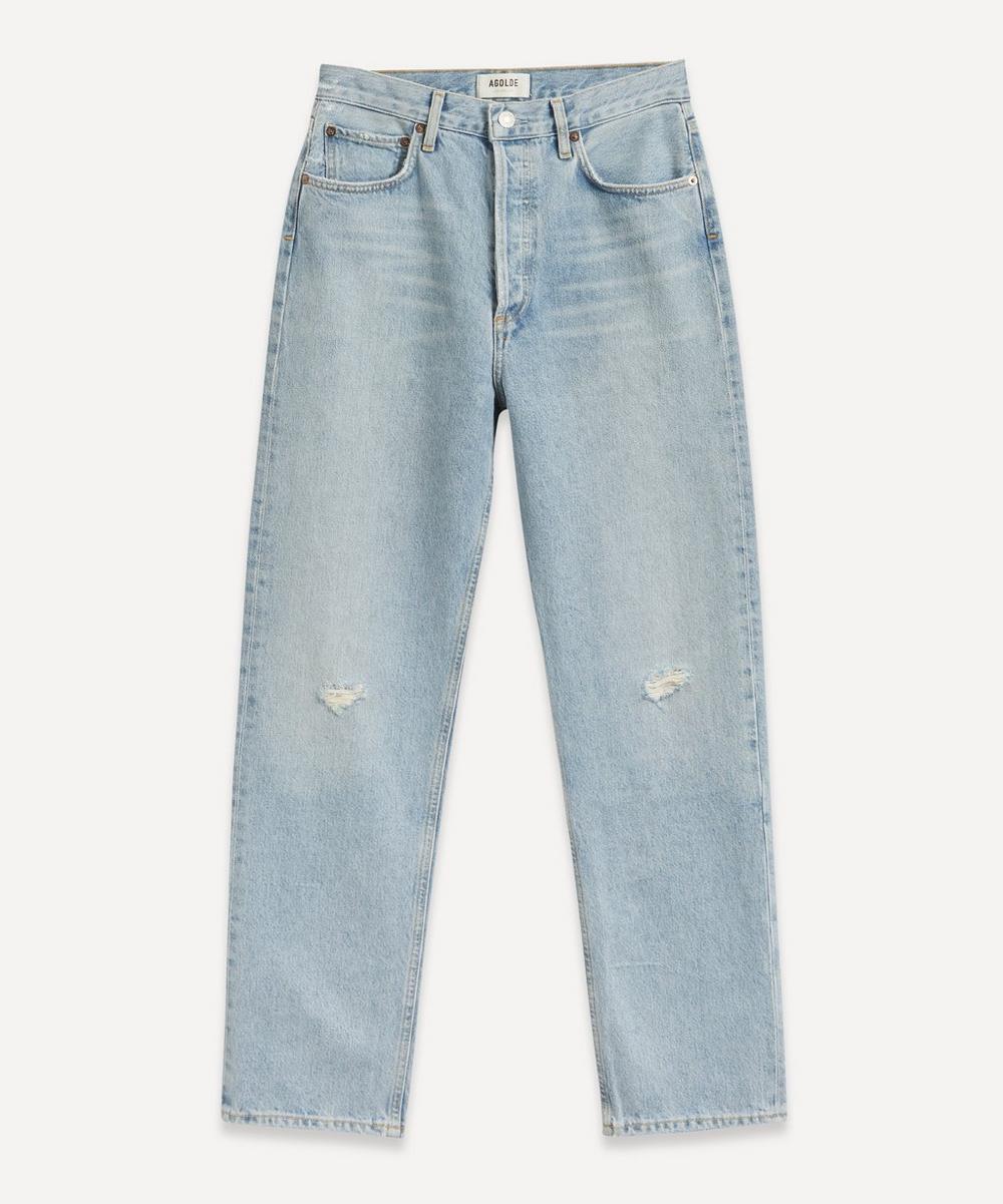 AGOLDE - 90s Pinch Waist Straight-Leg Jeans