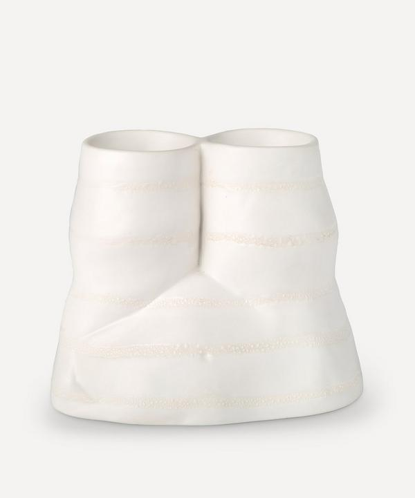 Anissa Kermiche - Double L'Egg Cup Tealight Holder