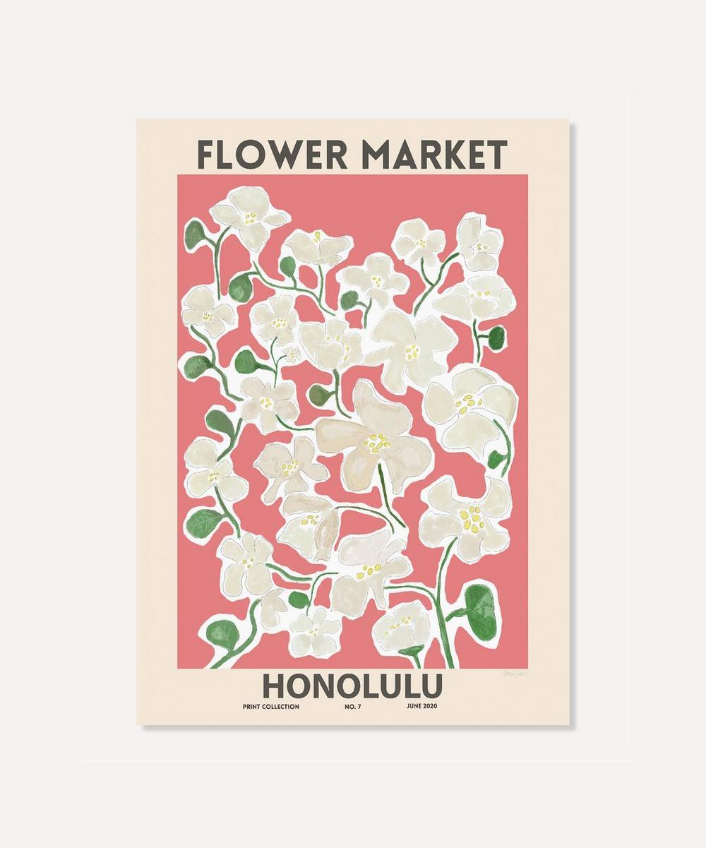 Astrid Wilson - Honolulu Unframed Print