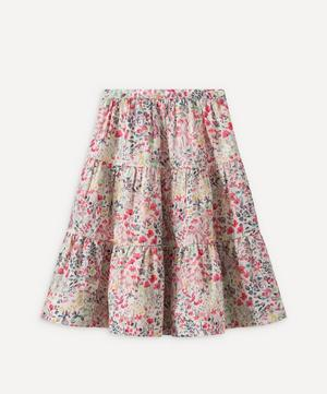 Lise Floral Skirt 4 Years