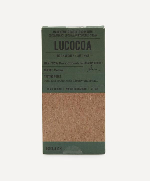 Lucocoa - 73% Belize Dark Chocolate Bar 50g