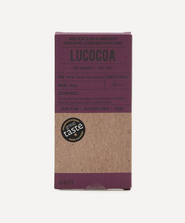 Lucocoa - 60% Haiti Dark Chocolate Bar 50g