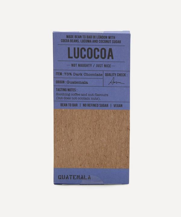Lucocoa - 73% Guatemala Dark Chocolate Bar 50g