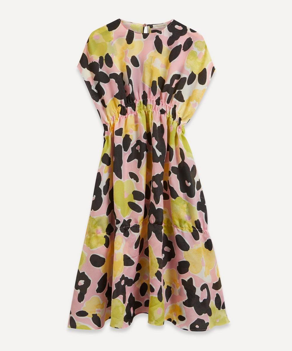 Stine Goya JORDAN DROP-WAIST FLORAL DRESS