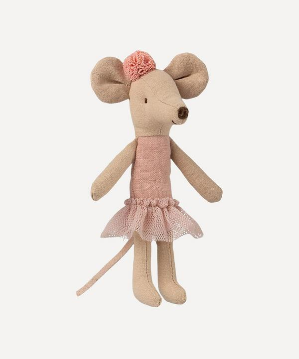 Maileg - Ballerina Big Sister Mouse Toy