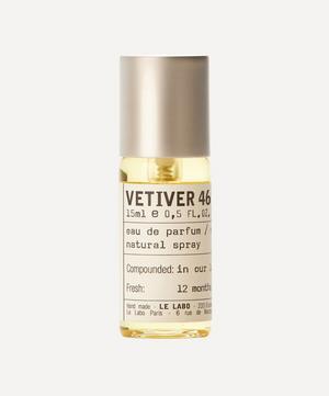 Vetiver 46 Eau de Parfum 15ml