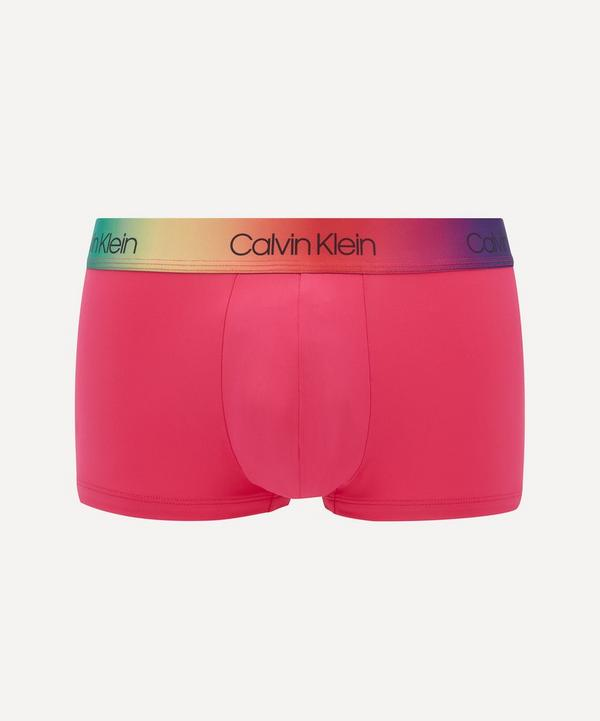Calvin Klein - Pride Band Low Rise Trunks