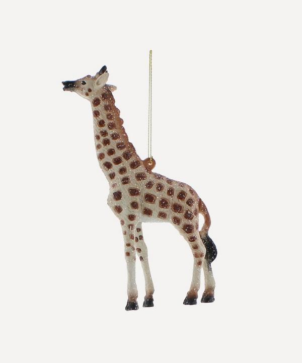 Unspecified - Giraffe Tree Ornament