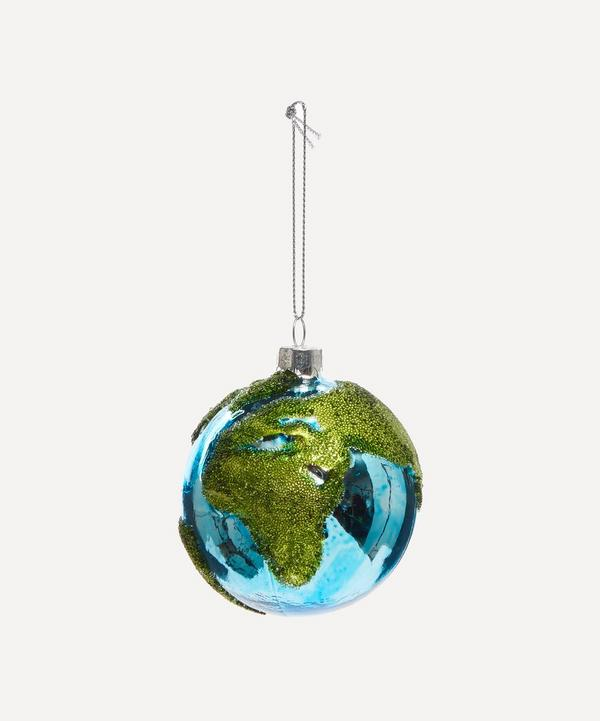 Unspecified - Glass Earth Bauble
