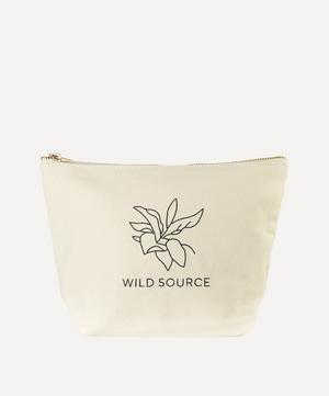 Rituals Not Routines Canvas Wash Bag