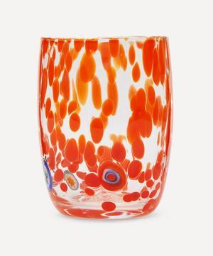 Murano Goto Glass Tumbler