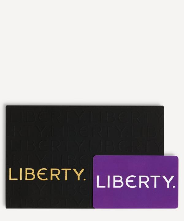 Liberty - Liberty Gift Card