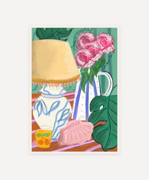 Natalia Bagniewska - Lottes World Unframed Print