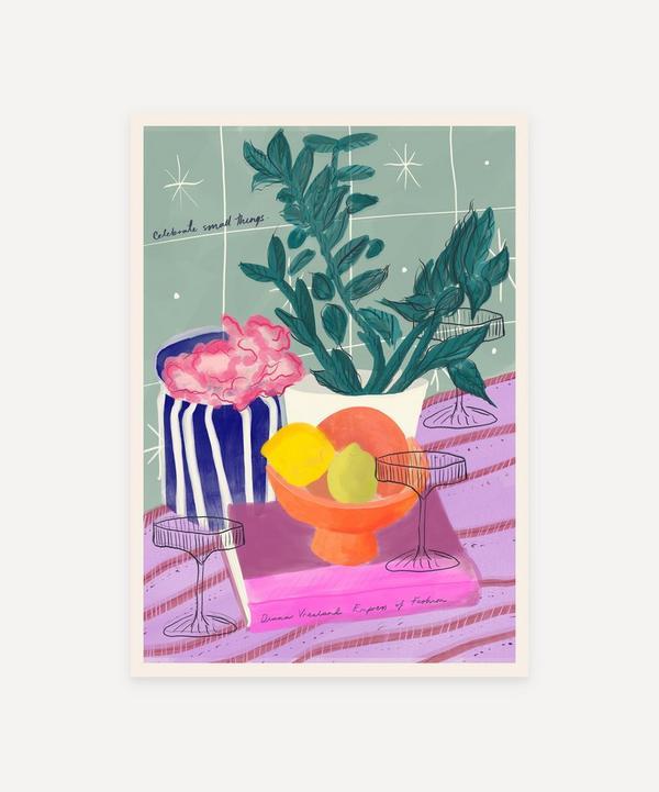 Natalia Bagniewska - Celebrate The Small Things Unframed Print