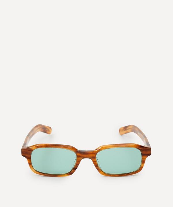 Flatlist - Hanky Donegal Horn Sunglasses