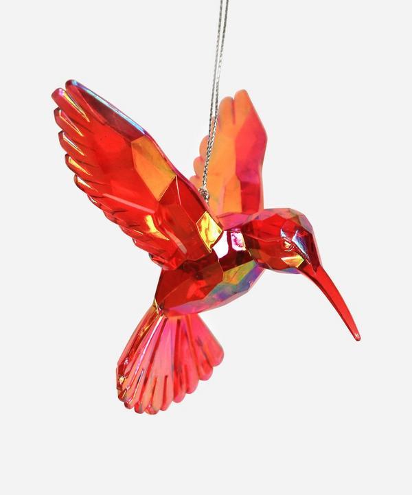 Unspecified - Hummingbird Tree Ornament