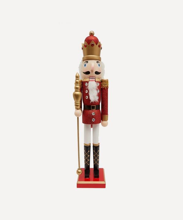 Unspecified - Nutcracker Wooden Ornament