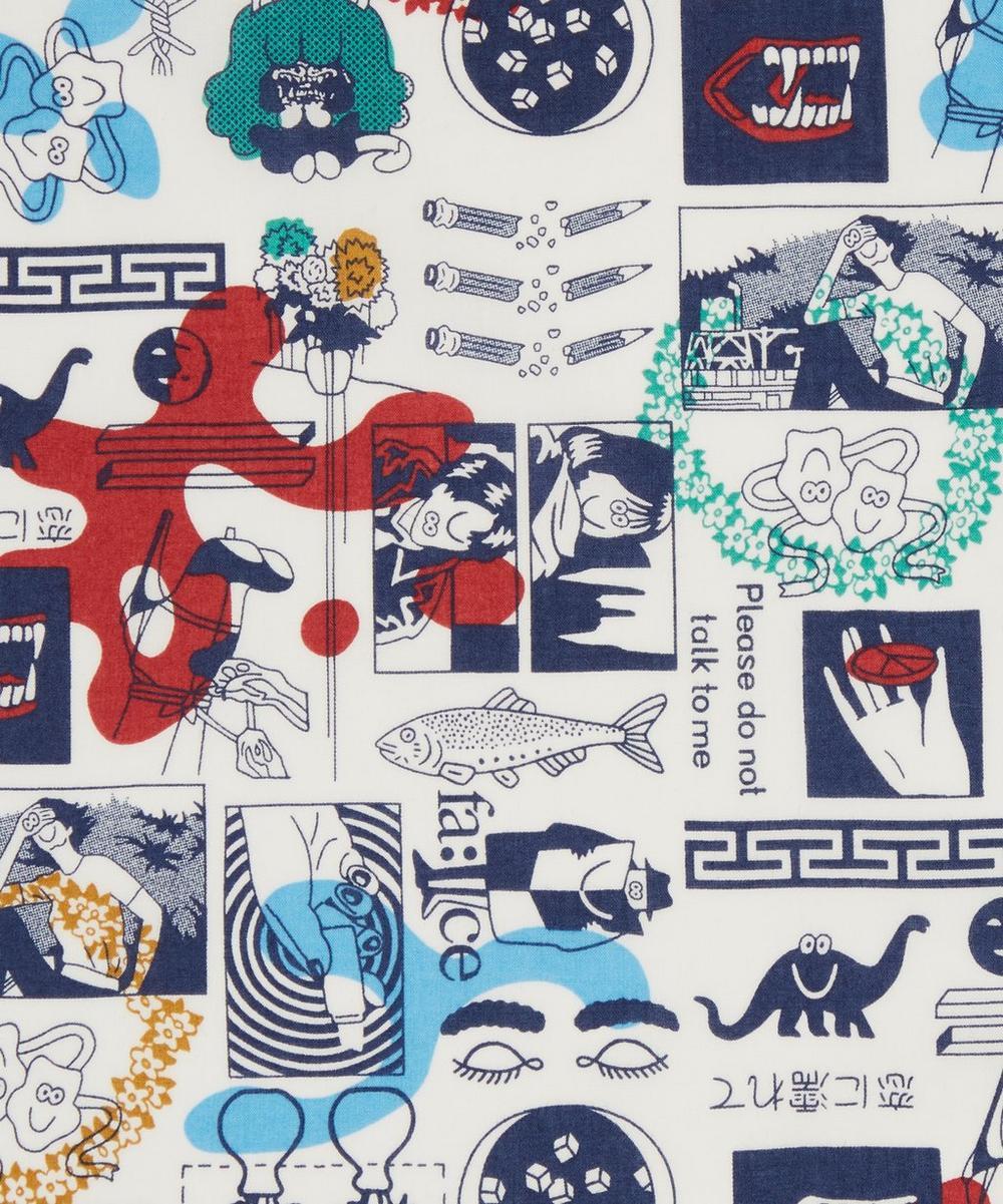 Liberty Fabrics - Mr Face Tana Lawn™ Cotton