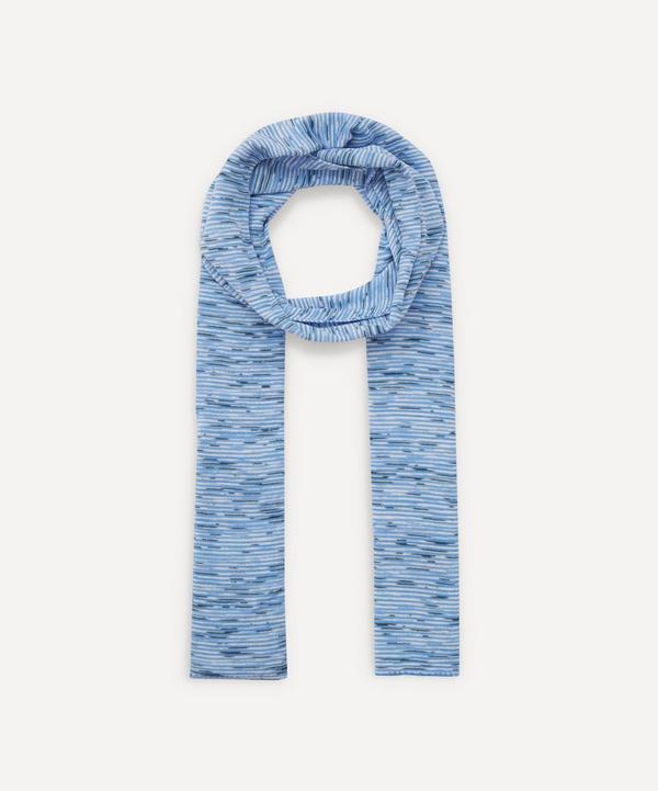 Missoni - Cotton Speck Stripe Scarf