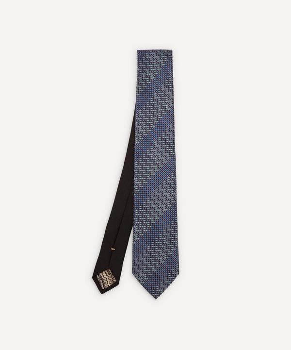 Missoni - Micro Pattern Silk Tie