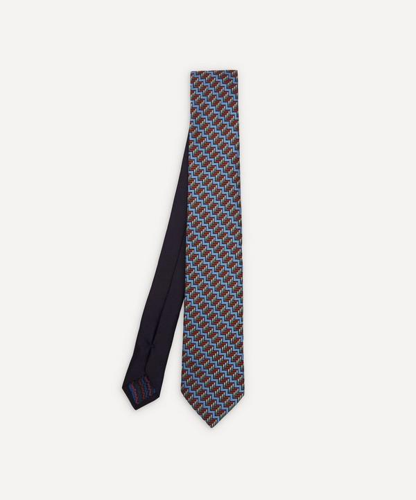 Missoni - Graphic Zig Zag Silk Tie