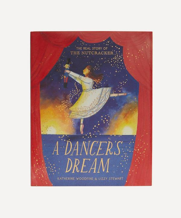 Bookspeed - Dancer's Dream: The Real Story of The Nutcracker