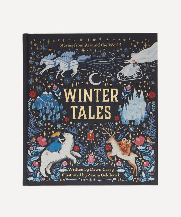Bookspeed - Winter Tales: Folk Stories From Around The World
