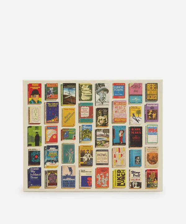 Bookspeed - Classic Paperbacks 1000 Piece Jigsaw Puzzle
