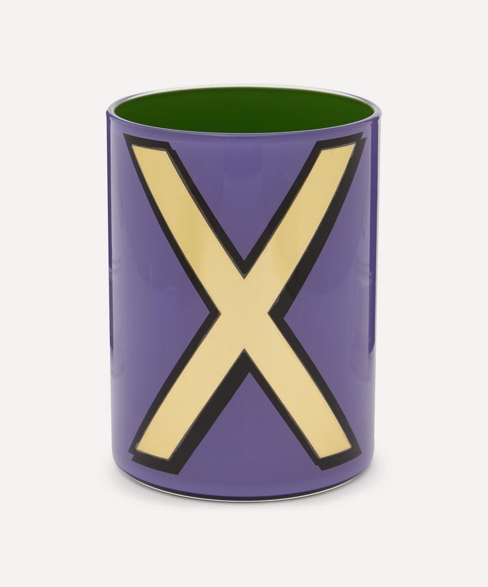 Bridie Hall - Brush Pot X