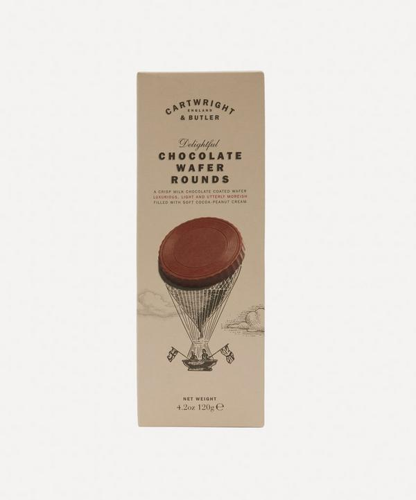 Cartwright & Butler - Chocolate Wafer Rounds 120g