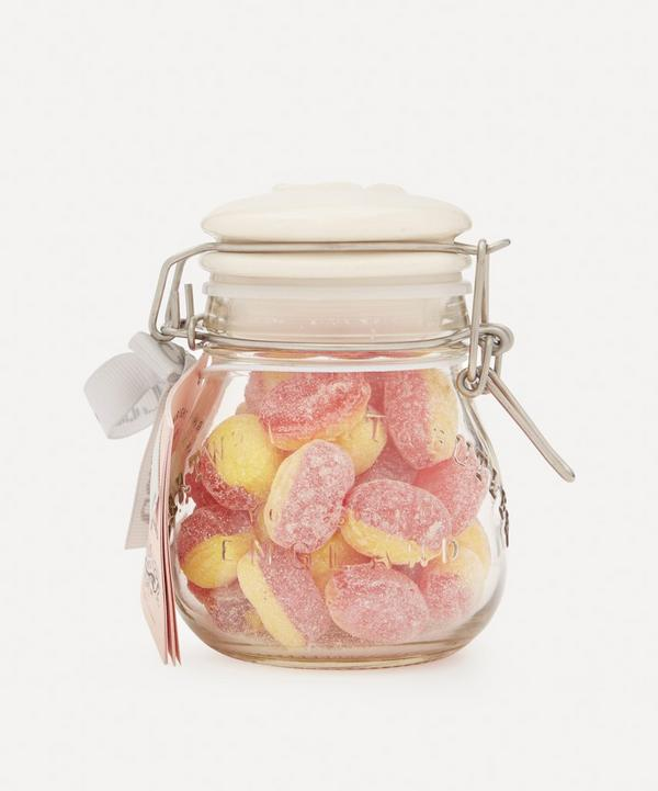 Cartwright & Butler - Rhubarb and Custard Sweets in Jar 190g