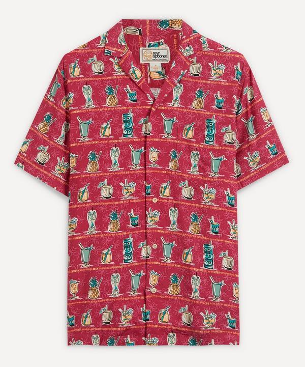 Reyn Spooner - Pua Hana Hawaiian Shirt