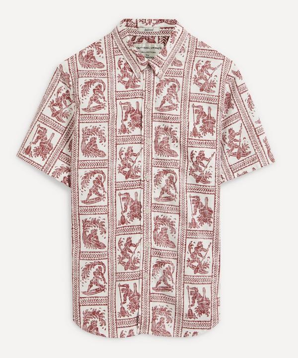 Reyn Spooner - Island Water Sports Shirt