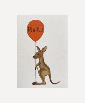 New Roo Card