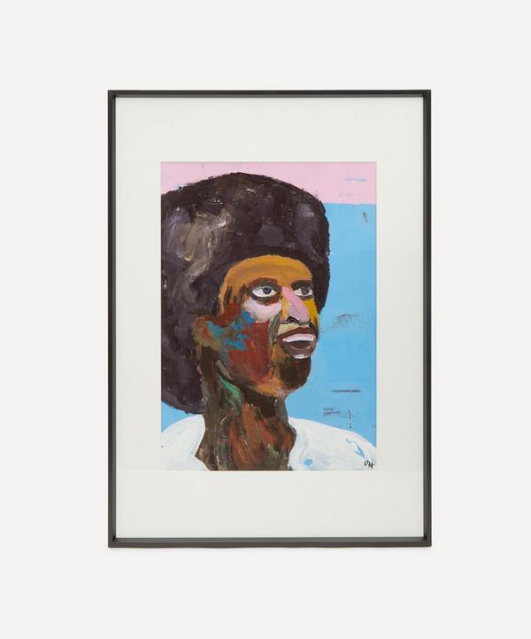 David Horgan - Hey Hola Original Framed Painting