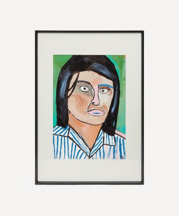 David Horgan - All Mod Cons Original Framed Painting