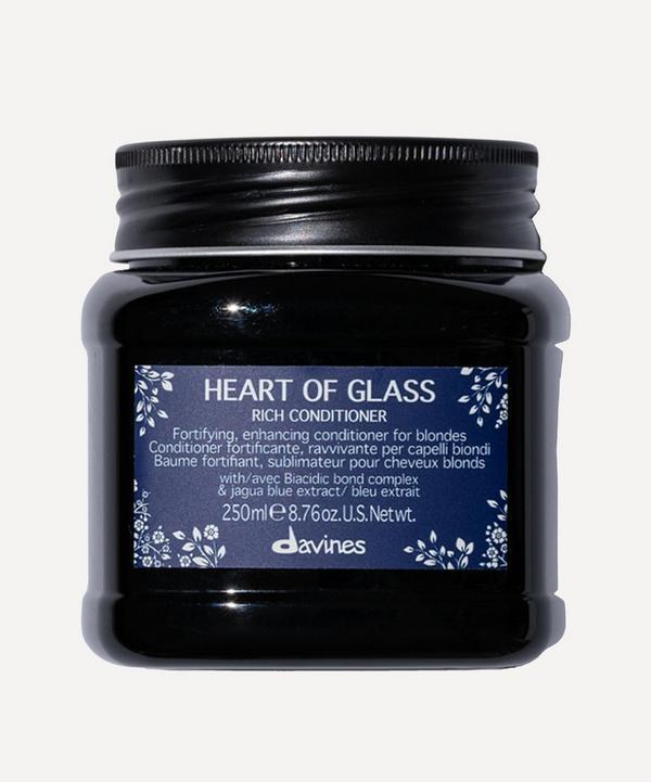 Davines - Heart of Glass Rich Conditioner 250ml