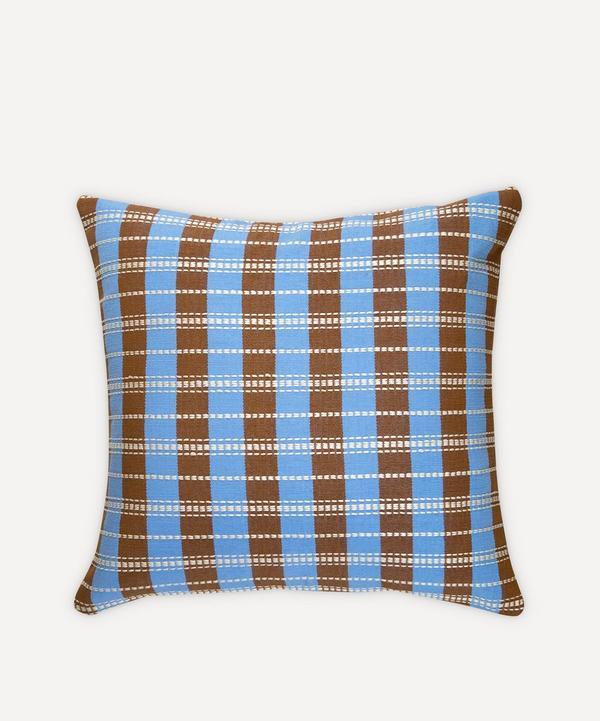 Archive New York - Santiago Grid Cushion