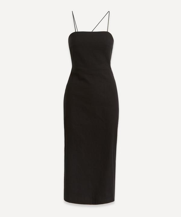 Paloma Wool - Tiffany Fitted Linen Dress