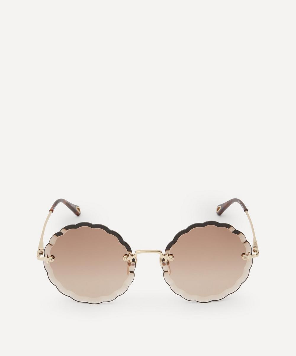 Chloé - Rosie Round Sunglasses